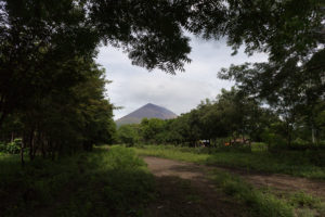 Blick auf den San Cristóbal