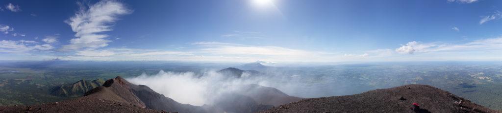 Panorama mit unbekanntem Ursprung
